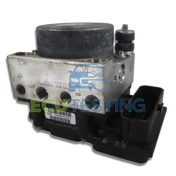 OEM no: 0265800656 / 0 265 800 656 / 0265231985 / 0 265 231 985 - Renault KANGOO - ABS (centralina elettronica e pompa combinate)