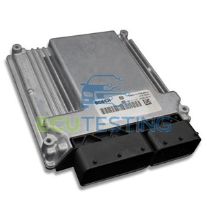 BMW 5 SERIES - Centralina elettronica (di gestione motore) - OEM no: 0281014437 / 0 281 014 437