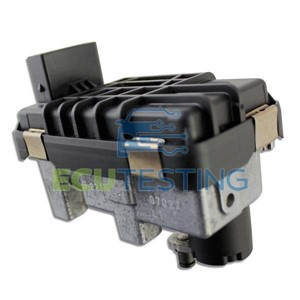 OEM no: 6NW009550 / 6NW 009 550 - Ford TRANSIT - Attuatore (turbo)