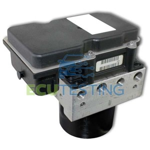 OEM no: 0265950593 / 0 265 950 593 / 0265234505 / 0 265 234 505 - Volkswagen POLO - ABS (centralina elettronica e pompa combinate)
